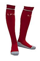 Гетры Ливерпуль (Liverpool) красные, домашние, Сезон 2015-2016, фото 1