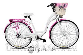 Женский городской велосипед  Goetze BLUEBERRY 28 3b