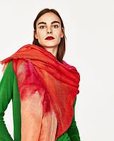Мода на шарфы