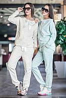 Женский легкий спортивный костюм с лентами Rif (разные цвета)