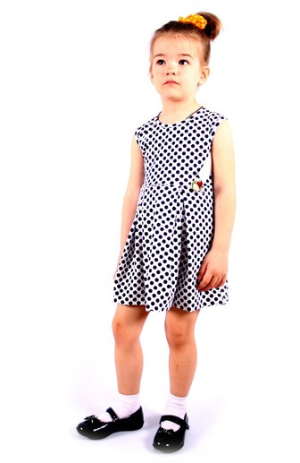 Платье на девочку Италия размер 6мес-36мес.