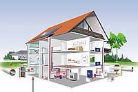 Создание современных энергоэффективных систем отопления