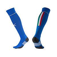 Гетры Сборной Италии (Italy) синие, домашние, Сезон 2015-2016