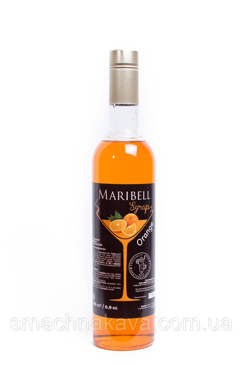 Сироп  Апельсин ТМ Maribell
