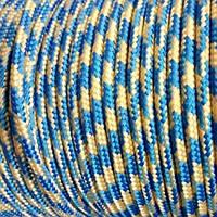 Веревка Крокус D4 мм цветная