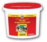 Мастика акриловая, гидроизоляционная Aquastop Lacrysil 3 кг