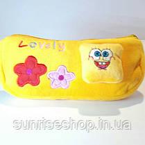 Детская косметичка-кошелёк плюш, фото 2