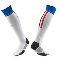 Гетры Сборной Италии (Italy) белые, домашние, Сезон 2015-2016