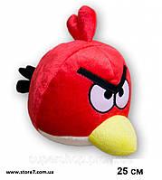 Красная птица Angry Birds для атракционнов (Большая для выстрелов) - 25 см