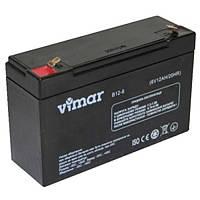 Гелевый аккумулятор VIMAR B9-6 6B 12АЧ