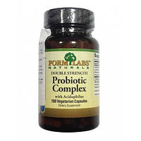 Double Strength Probiotic Complex with Acidophilus 100 капс.