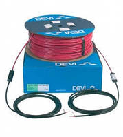 Нагревательный двужильный кабель DEVIflex 6T