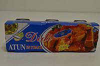 Тунец в томатном соусе Didi ATUN 80 г (цена за 1 шт)