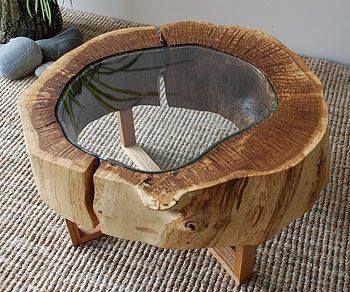 Изделия из натурального дерева ручной работы
