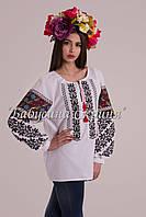 Заготовка Борщівської жіночої сорочки для вишивки нитками бісером БС-120 f5689630bdccb