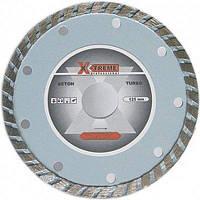 Диск алмазный по плитке X-Treme Turbo XT110111 125x7x22.225мм
