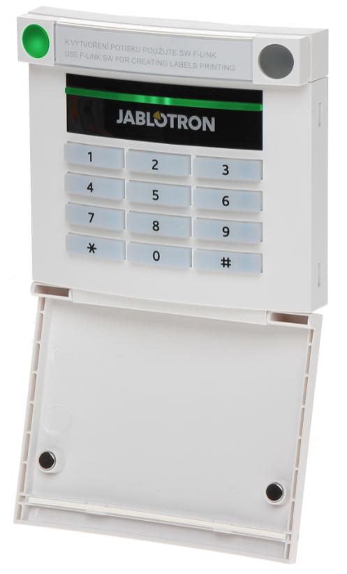 JA-153E Беспроводный модуль доступа с RFID считывателем и клавиатурой