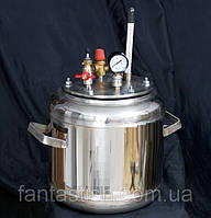 Бытовой газовый автоклав A24 на 24 банки для домашнего консервирования VPR /0093