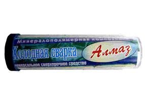 Холодная сварка Алмаз 60 грамм