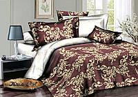 Семейный комплект постельного белья (20006) Сатин