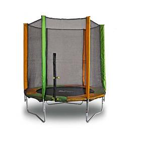 Батут KIDIGO 183 Safety Net  183 с защитной сеткой
