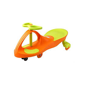 Детская машинка Smart Сar NEW ORANGE+GREEN SM-OP-1