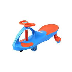Детская машинка Smart Сar NEW BLUE+ORANGE SM-BP-1