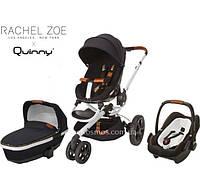 Детская универсальная коляска 3в1 Quinny Moodd Rachel Zoe Special Edition 2017