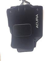 Ворсовые коврики  Acura MDX 06-