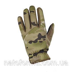 Перчатки тактическиеScout Tactical MK.2, M-Tac, Multicam