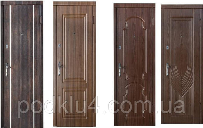 Двери входные Форт Нокс Сити, фото 2
