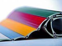 Алюминиевые защитные роллеты