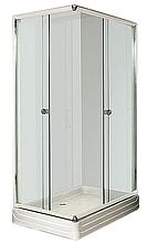 Н040 (80х120 (15)см) Душевая кабина Caribe