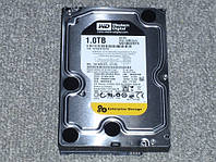 "Жесткий диск Western Digital RE4 1TB 7200rpm 64MB WD1003FBYX 3.5"" бу"