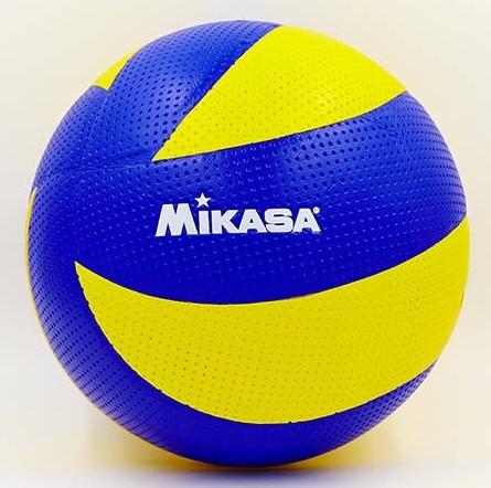 М'яч волейбольний Клеєний PVC MIK VB-4515 MVA-200 (PVC, №5, 3 шари)