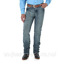 джинсы Wrangler  Slim Fit Silver Edition Vintage Midnight
