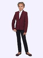"""Пиджак школьный для девочки м-922 рост 122-170  тм """"Попелюшка"""", фото 1"""