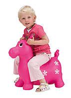 Детский прыгун Цветочный пони розовый John (JN59024)