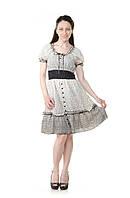 Платье женское повседневное в горошек Lorenza, фото 1