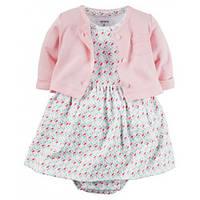 Платье для девочки с болеро Carters на  9 мес.