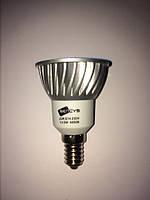 LED ЛЕД светодиодная лампа для потолка Powerled R50 Р50 3W 3вт Е14 4000К