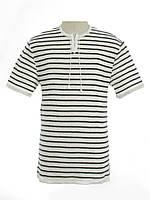Мужская вязаная футболка 20304