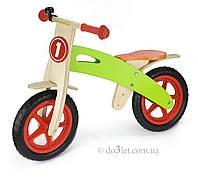 Беговел Viga Toys 50378 салатовый 50378