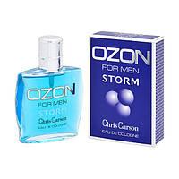 Chris Carson Ozon Storm 60мл Одеколон для мужчин