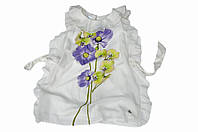 Нарядное платье-туника, короткое, с пояском, итальянский бренд ILLUDIA