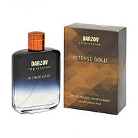 Darzov Impression Intense Gold 100мл Туалетная вода для мужчин
