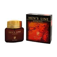 Evro Parfum Men's Line Wisking 90мл Туалетная вода для мужчин