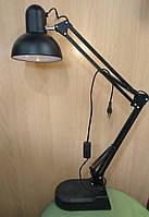 Светильник универсальный настольный со струбциной и основанием патрон E27 Right Hausen HN-24.4.01.2, фото 1