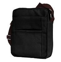 Повседневная тканевая мужская сумка. 2 цвета