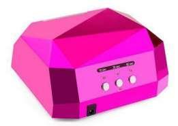 УФ Лампа для ногтей LED + CCFL 36 W Kodi+ pink